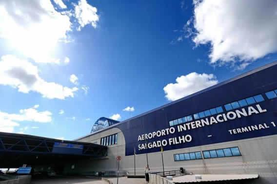Alugue um carro ! Veículos a disposição no Aeroporto Salgado Filho (Porto Alegre/RS)