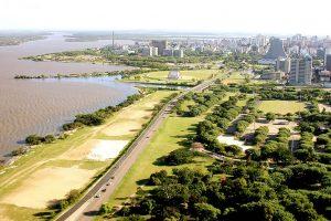 Cidade de Porto Alegre - Auto locadora São Léo - Aeroporto Salgado Filho